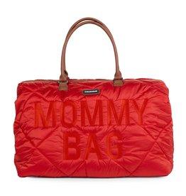 Childhome Mommy Bag - Matelassé rouge
