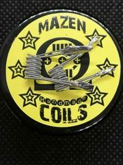 Mazen Coil Mazen Coils - Violin Coil - Ni80/KA1/SS316L - Ohm 0.50 Single - 45-65 Watt
