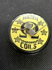 Mazen Coil Mazen Coils - Clapton Coils - KA1/Ni80 - 0.48 Ohm Single - 30-50 Watt