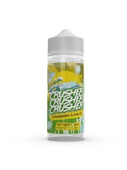 Crusher Crusher - Strawberry Kiwi Ice - 100 ml Liquid