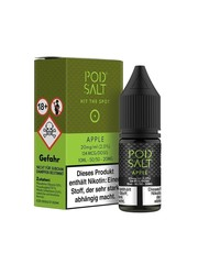 Pod Salt Pod Salt - Apple - 10 ml Salt Liquid - 11 mg | 20 mg Nikotin