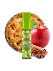 Dinner Lady - DESSERTS - Apple Pie - 20 ml Aroma