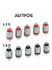 JustFog JustFog - Organic Cotton Coil - 14/16 - 5er Pack