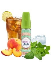 Dinner Lady - Peach Mint Iced Tea - 20ml Aroma