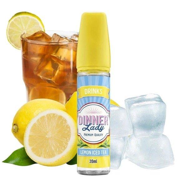 Dinner Lady - Lemon Iced Tea - 20 ml Aroma
