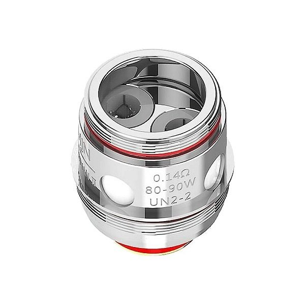 Uwell Valyrian II - Coil - FeCrAl UN2-2 Dual Coil - 0.14 Ohm - 2er Pack