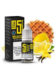 Vovan 5 Elements - Belgian Waffle - Nic Salt Liquid - 10 ml - 18 mg