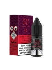 Pod Salt Pod Salt - Mixed Berries - 10 ml Salt Liquid - 11 mg | 20 mg Nikotin