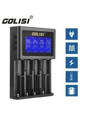 Golisi Golisi - Smart S4 - Ladegerät - für 4 Akkus