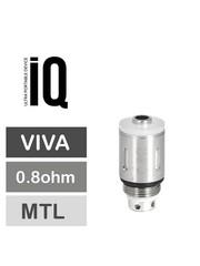 IQ IQ Viva - Coil - 0.8 Ohm - 5er Pack