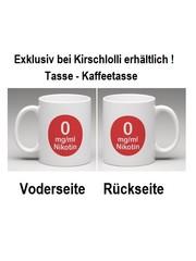 Kirschlolli Tasse Kirschlolli - 0 mg Nikotin - Tasse - Kaffeetasse