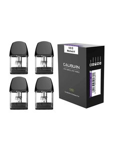 Uwell Uwell Caliburn A2 - Ersatz-Pod - 2 ml - 0.9 Ohm - 4er Pack