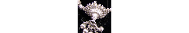 Specials, old silver jewelry