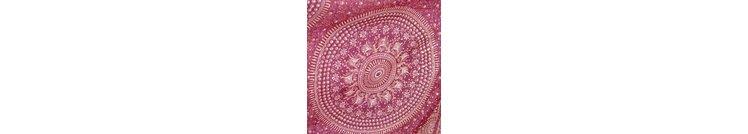 Indische Tücher & Saris