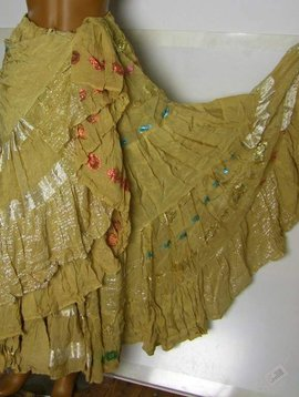 Tribal Skirt Bollywood