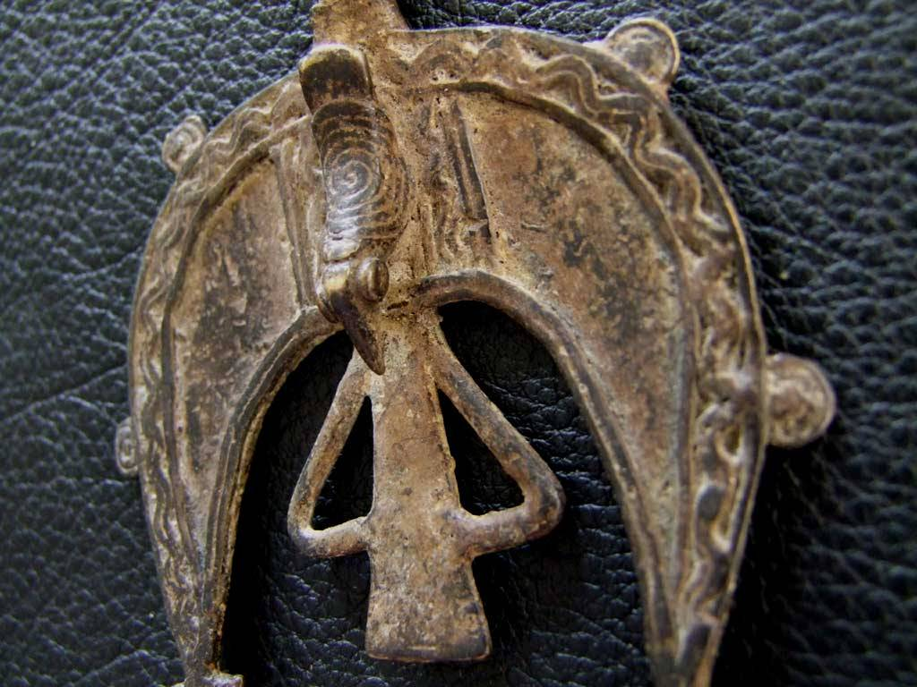 Amulett aus Burkina Faso