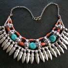 Indische Halsketten