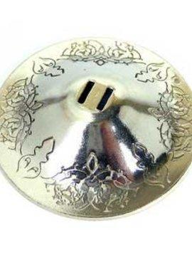 Turquoise Oriental Medium Silber