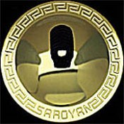 Saroyan Saroyan THE GRECIAN brass