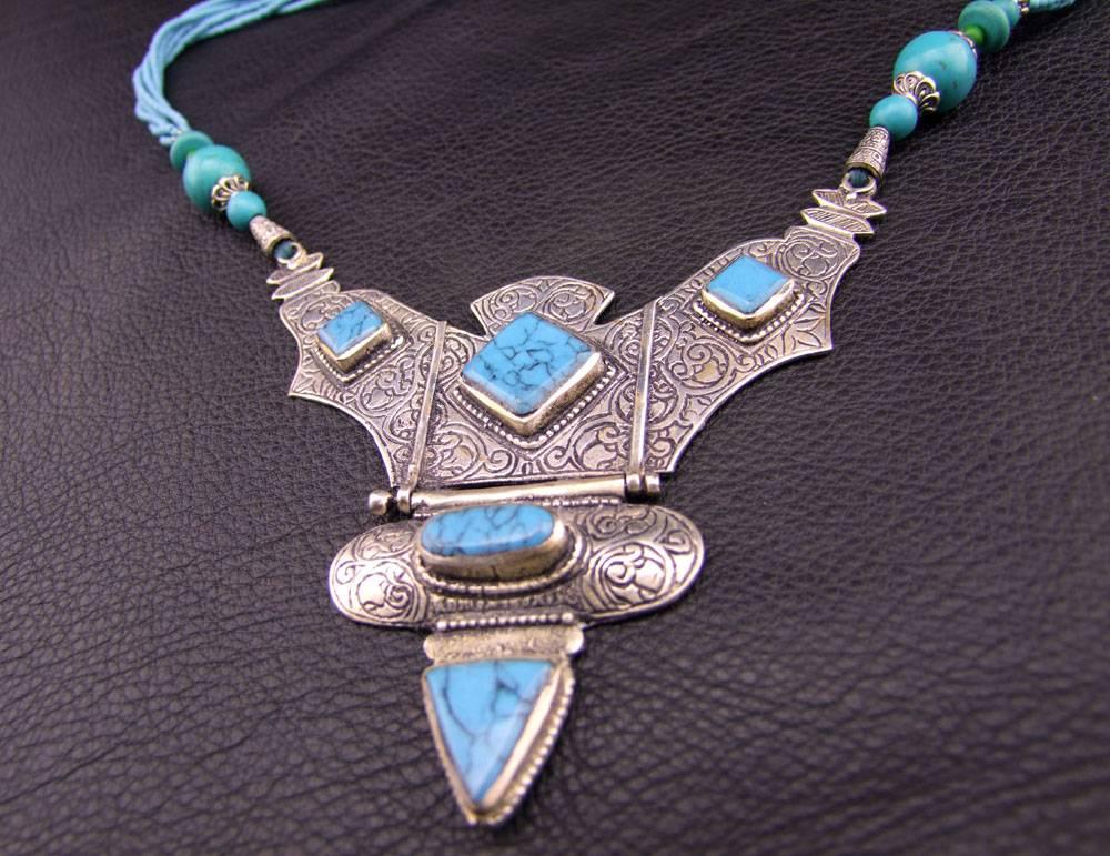 Tribal Necklace Tuareg style