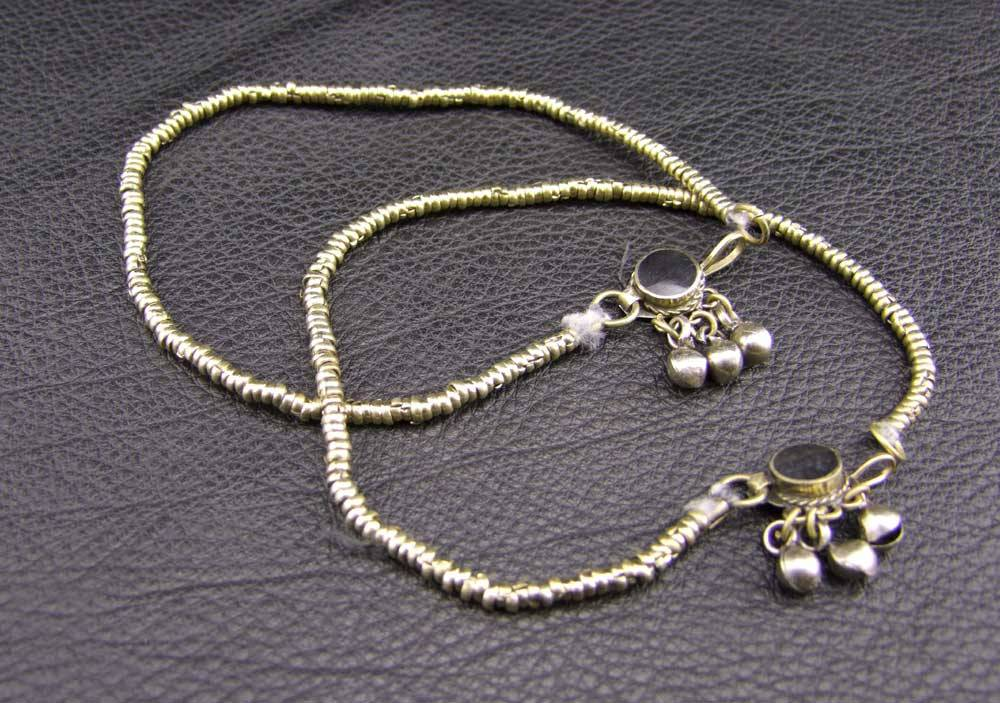 Tribal Anklet, pair