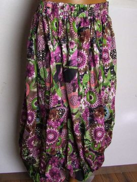 Pantaloon/ harem pants Flower power