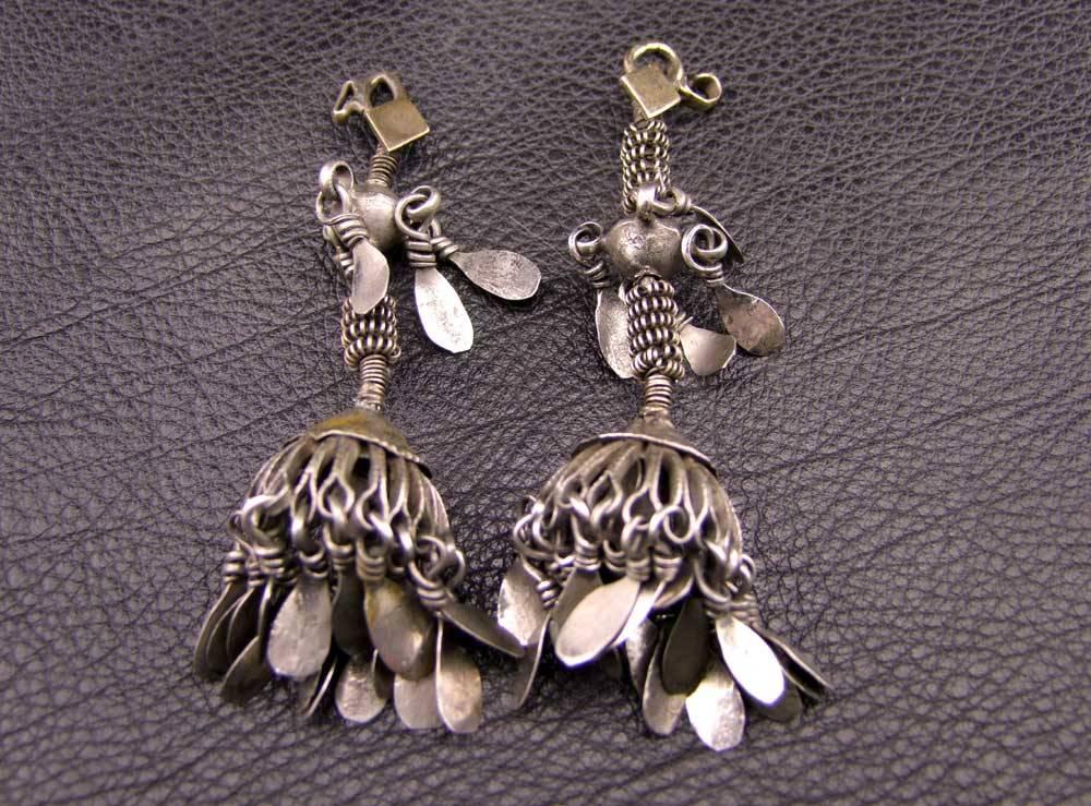 Tribal Ohrringe/ Anhänger