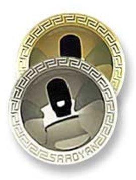 Saroyan THE GRECIAN Silber