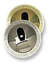 Saroyan Saroyan THE GRECIAN silver