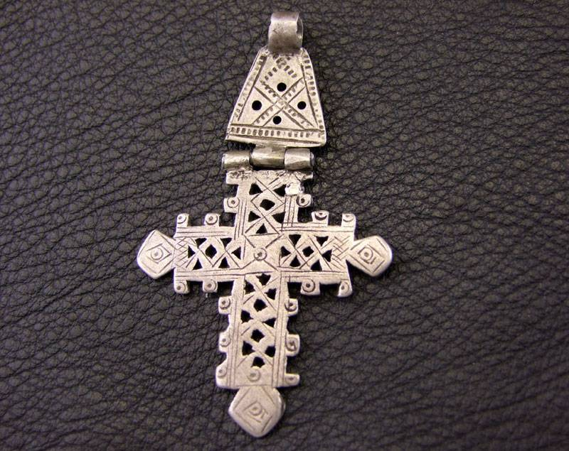 Amulett/ Kreuz , Niger