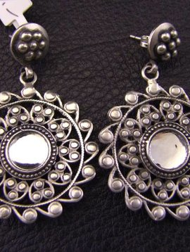 Silver Earrings
