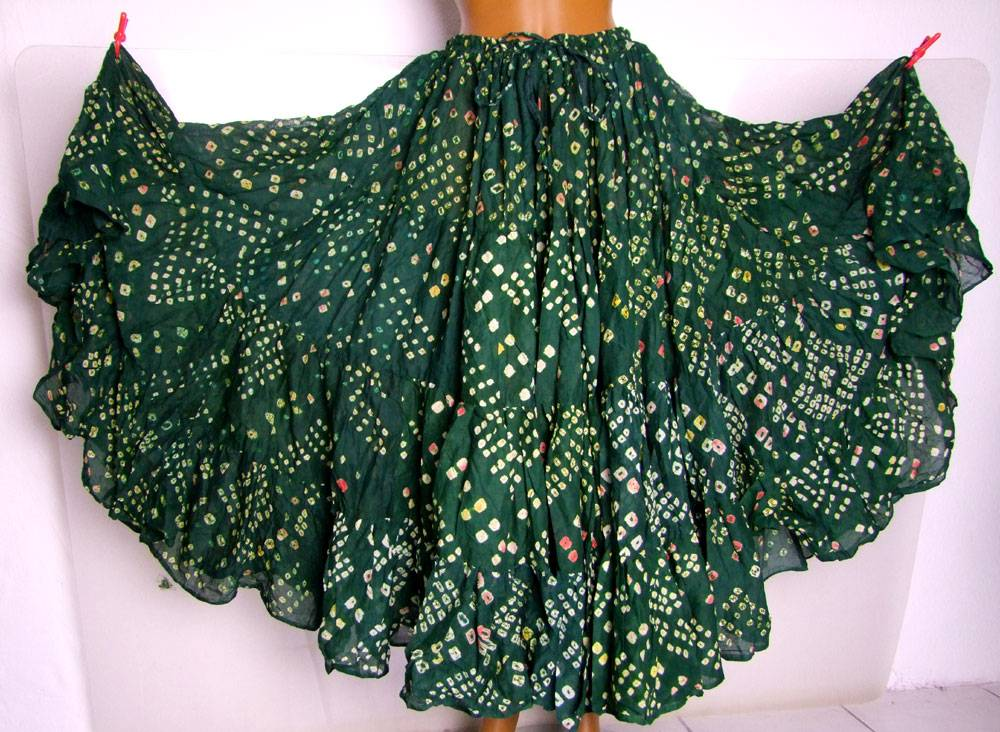 24 yards Jaipur Skirt