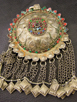 Large Tribal Pendant