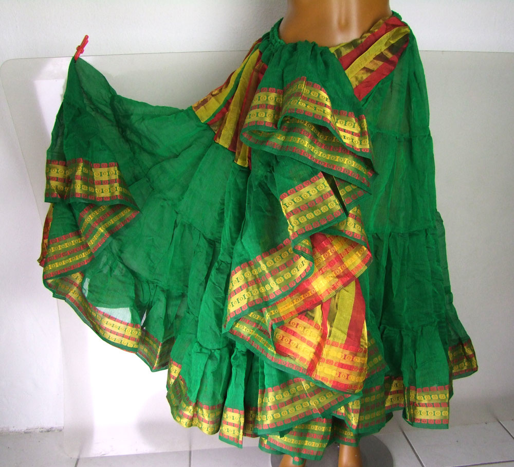 Saree Tribalskirt 24 yards