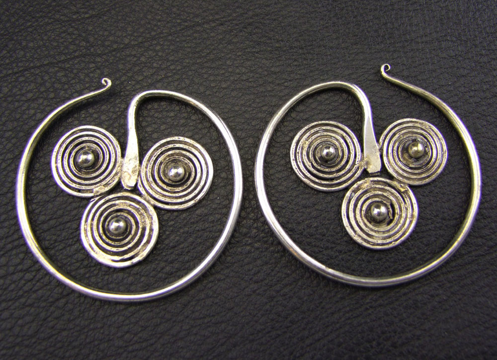 Miao Earrings