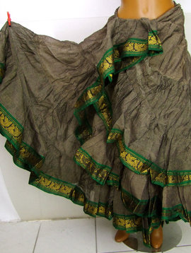 Saree Skirt 25 yards