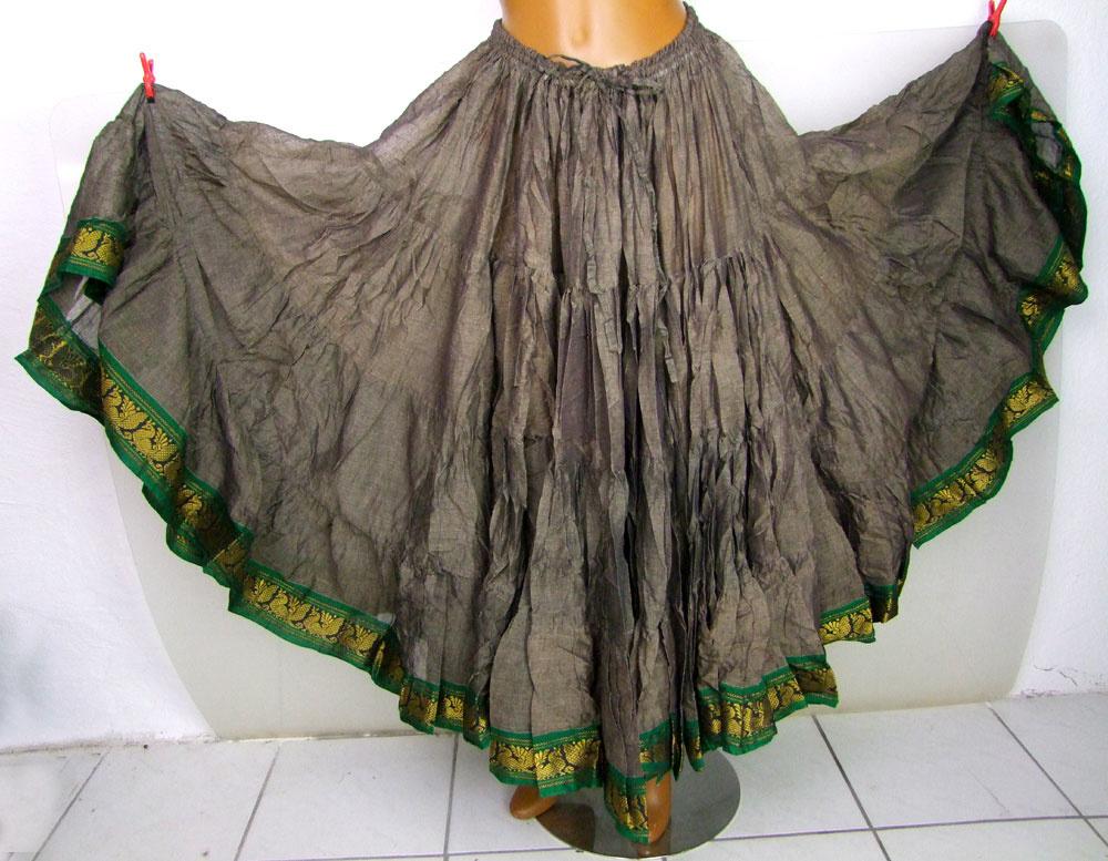 Sari Skirt/ Rock 25 yards