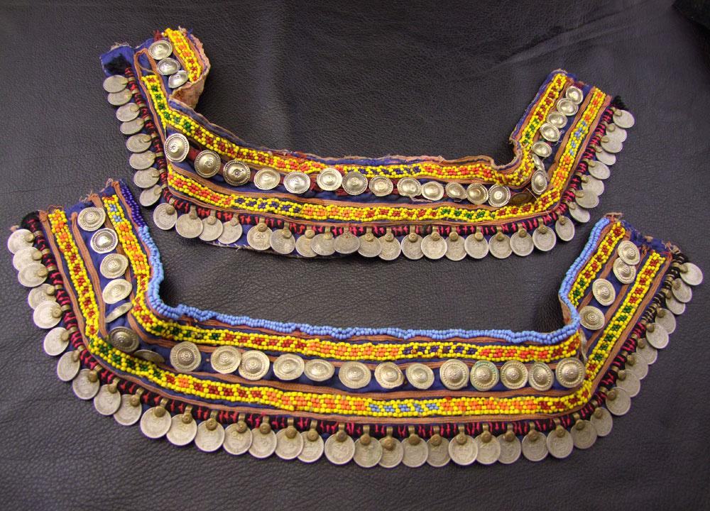 Tribal Münzgürtel Rohlinge, Paar