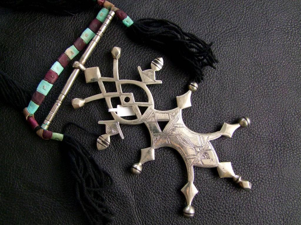 Tuareg pendant, large
