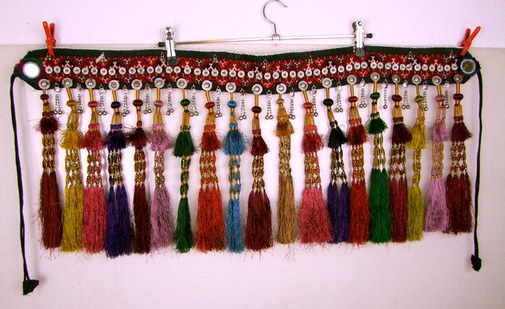 Tribal Belt with tassels