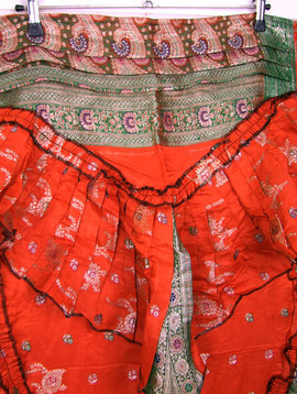 Tribal Saree Skirting