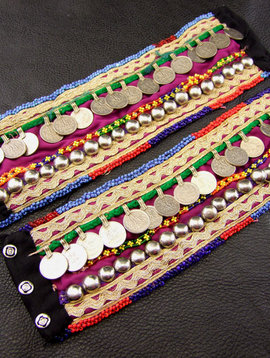 Tribal UpperArmband, pair