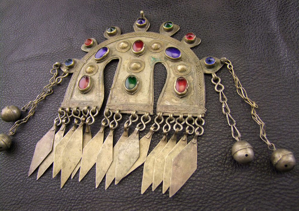 Large Tribal Pendant