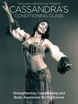 CASSANDRA'S CONDITIONING CLASS - DVD