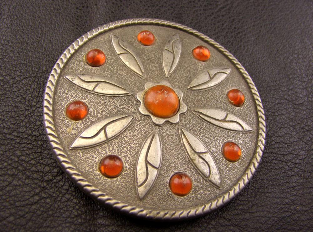 Tribal Pendant/ element / belt buckle