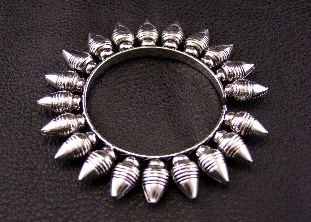 German silver Tribal Bracelet