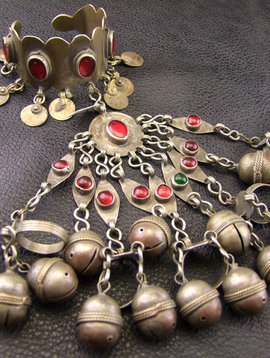 Turkmenen Handflower Sklavenarmband