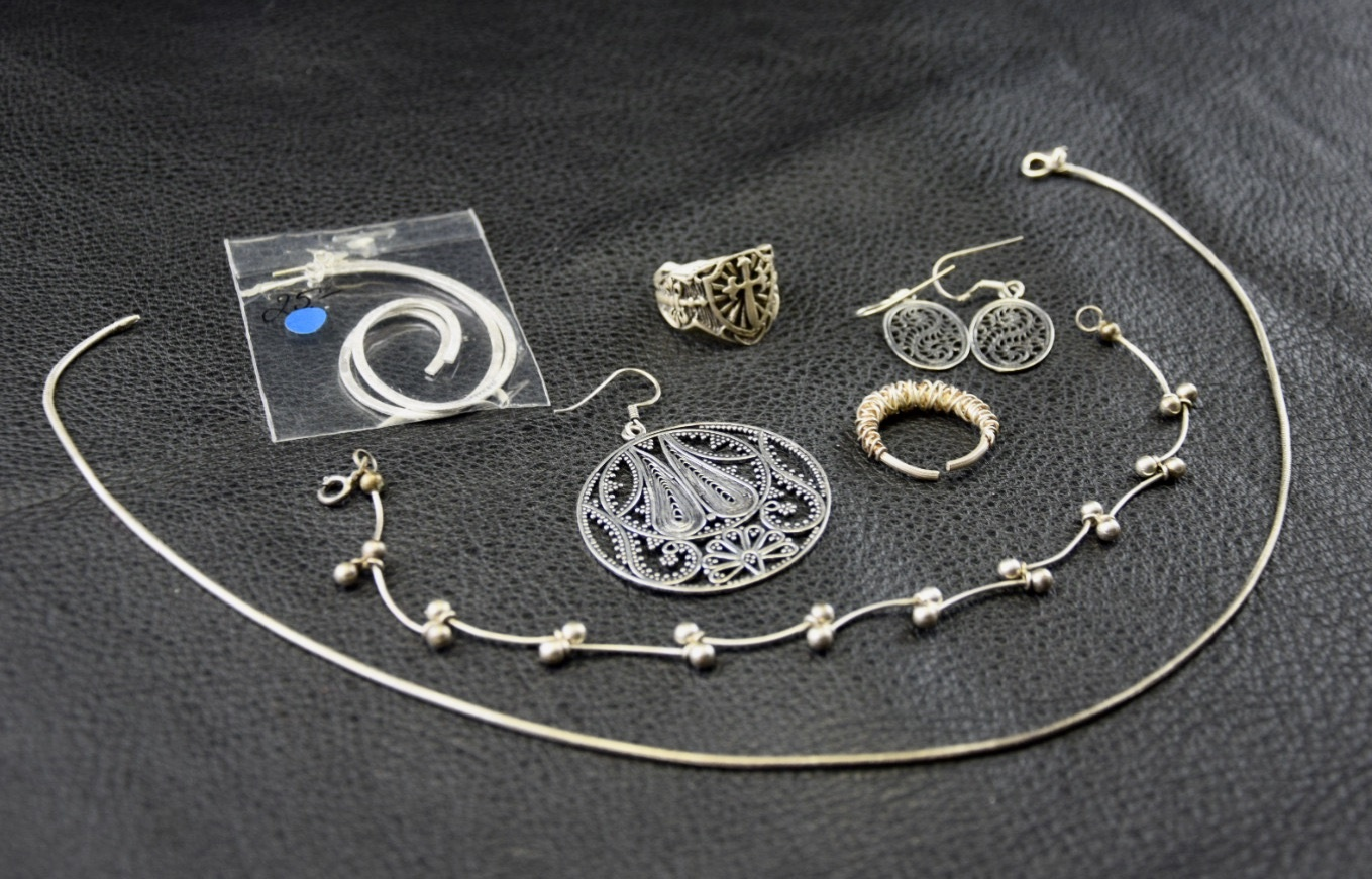 Special offer Silver jewellery