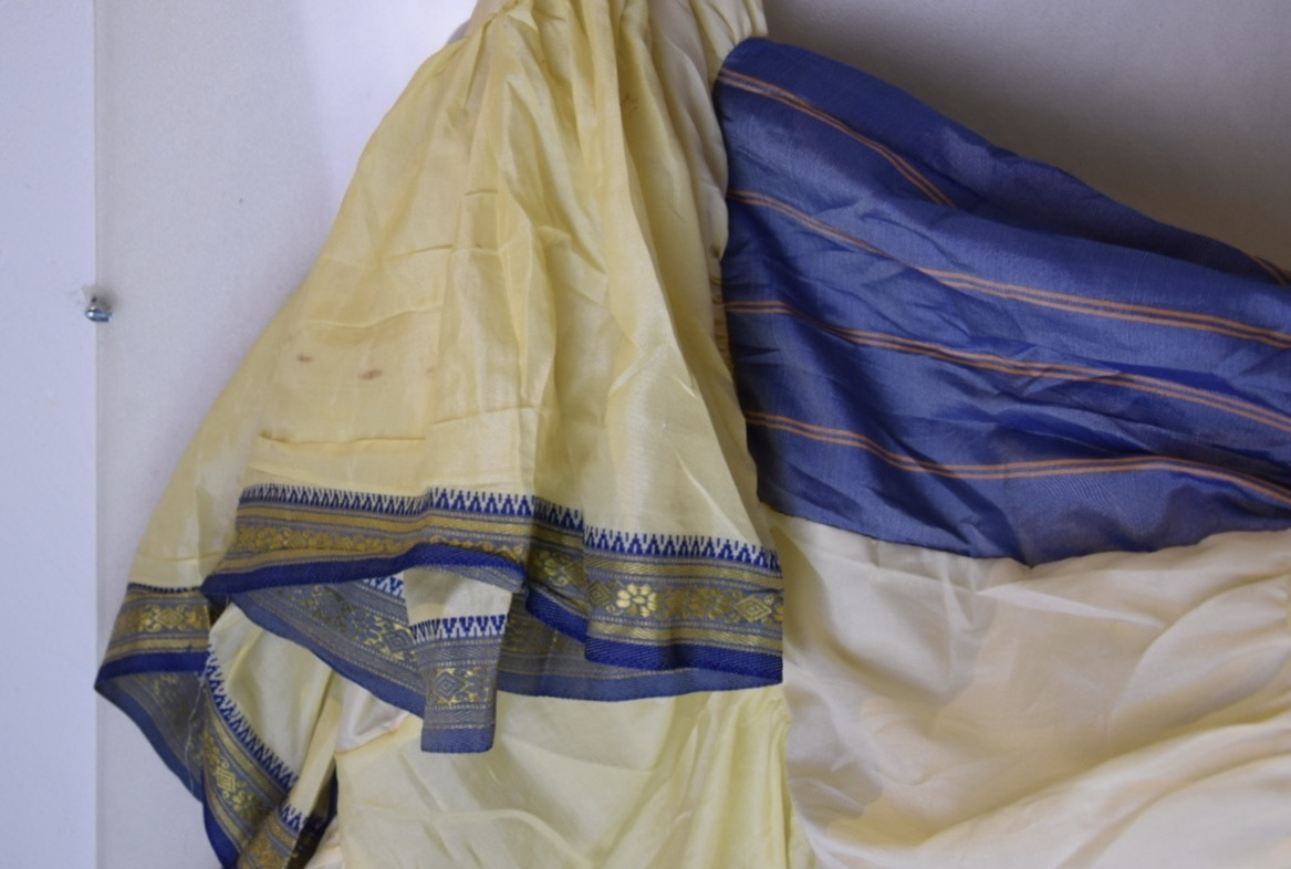 Sari Skirt/ Tribalrock 24 yards