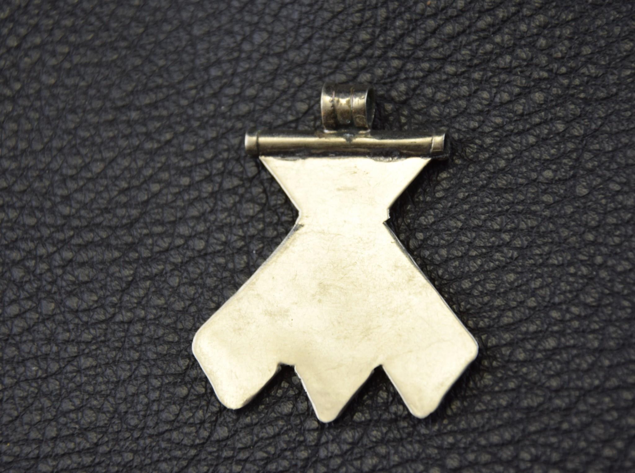 Tuareg Amulett Chomeissa
